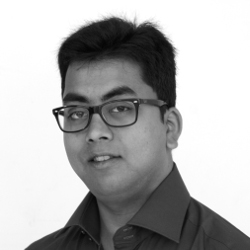 A portrait photo of Mihir Shah